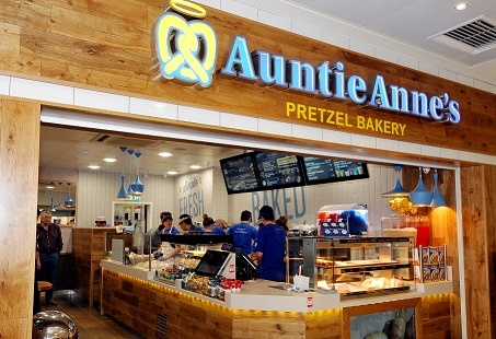 Auntie Anne's Business | Pâtisserie Franchise