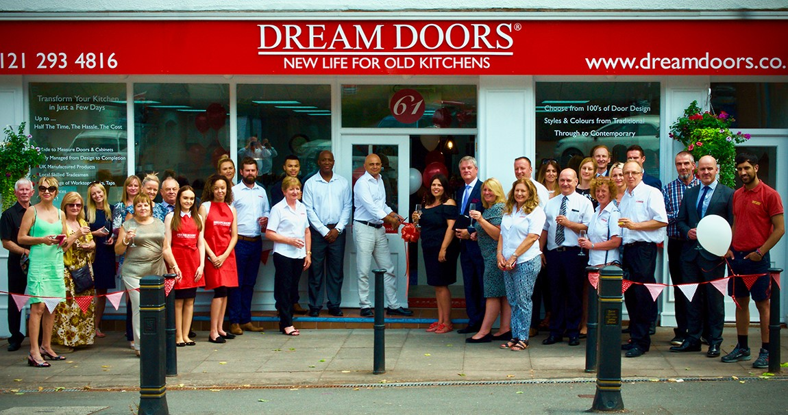 Dream Doors | New Showroom