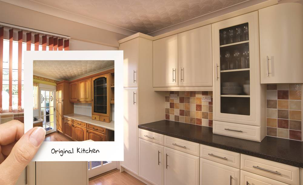 Dream Doors Showroom Franchise | Kitchen Facelift Retail Business