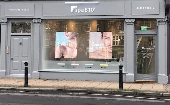 spa810 UK Franchise | shop-based medispa business