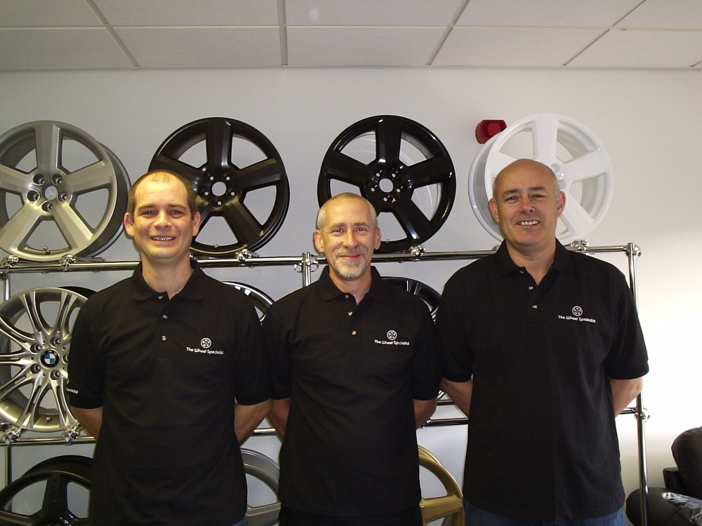 The Wheel Specialist Franchise | Setting up an Alloy Wheel Repair Business