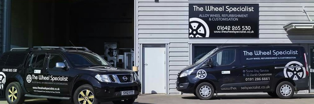 The Wheel Specialist Business | Alloy Wheel Repair Centre Franchise