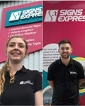 National Recognition for Two Signs Express Apprentices