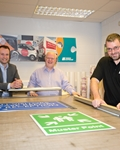 Pair Form Partnership to Take Over Farnborough Sign Making Company