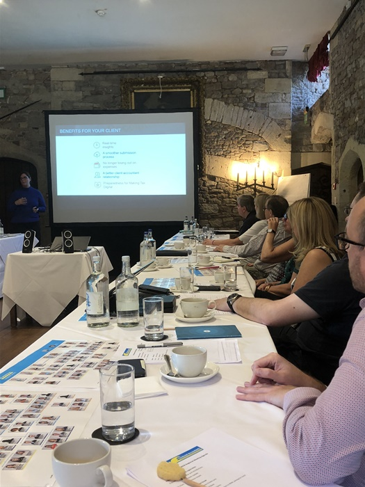 TaxAssist Directors unveil exciting new initiatives at Regional Meetings