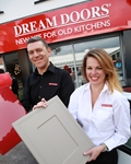 Ex-Salesman Becomes His Own Boss Running Dream Doors Showroom